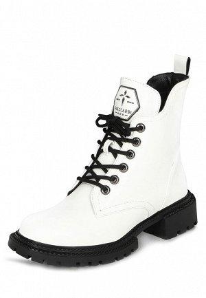 Ботинки женские демисезонные JX21W-682-7A