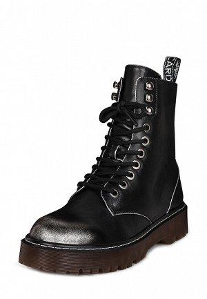 Ботинки женские демисезонные K0729MH-1B