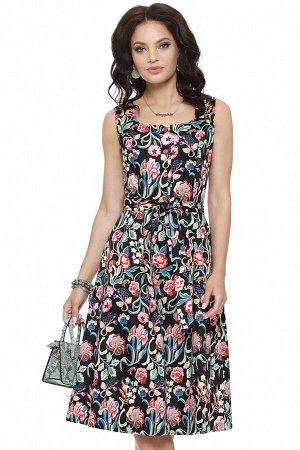 Платье Вальс цветов, шарм
