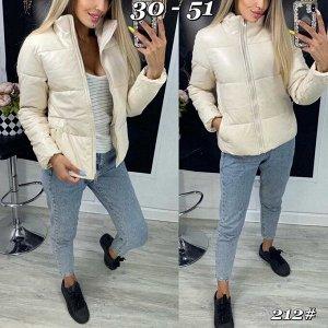 Куртка женская эко кожа Пр-во Китай