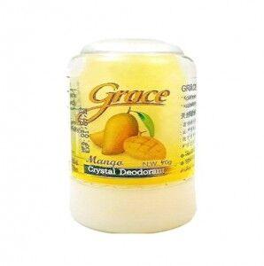 Grace. Кристаллический дезодорант Грейс, Манго, 70 гр