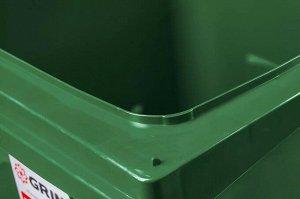 GRINDA МК-120  мусорный контейнер с колёсами