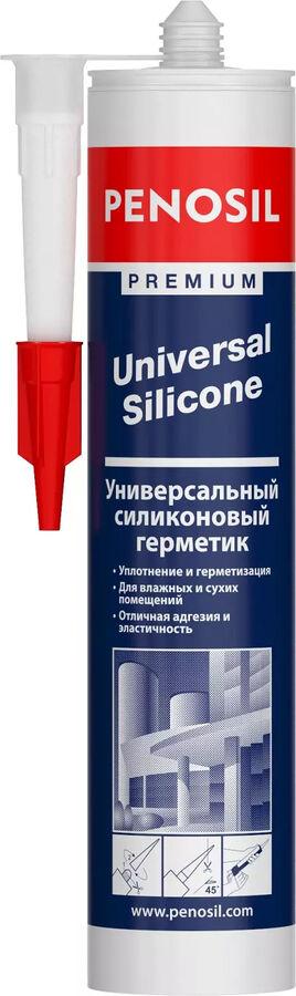 Герметик силиконовый PENOSIL прозрачный