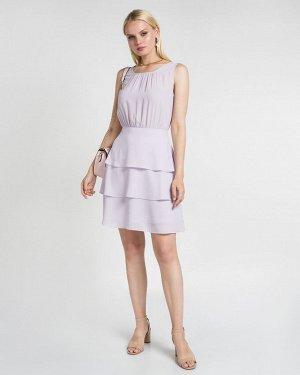 Платье жен. (133805)светло-сиреневый