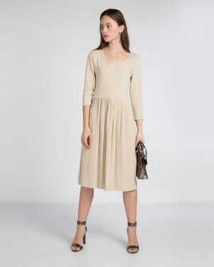 Платье жен. (141012)золото