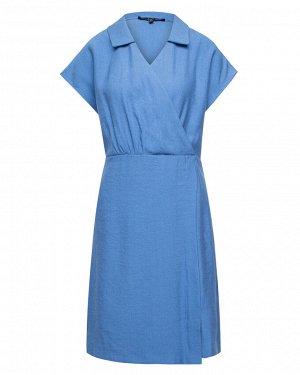 Платье жен. (184051)синий