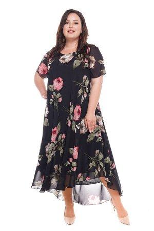 Платье-4809
