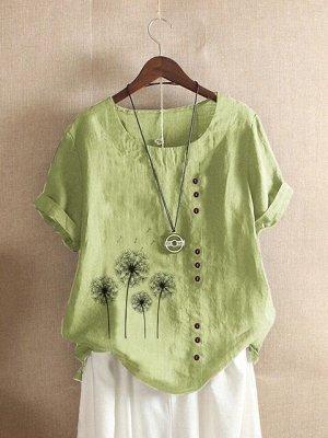 Рубашка 3XL(ОГ по изд. 130см, Длина рукава 25см, Длина изд. 71см),