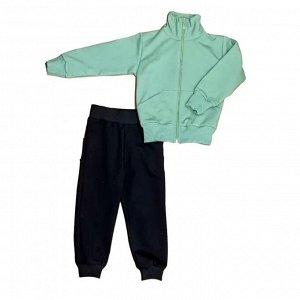 Спортивный костюм  0209/56 зеленый