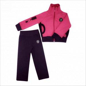 Спортивный костюм 0341/2 (малина)