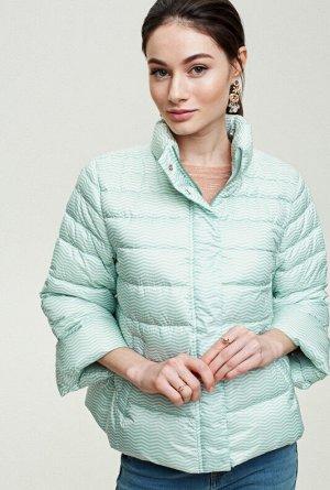 Куртка  жен. Dome светло-бирюзовый