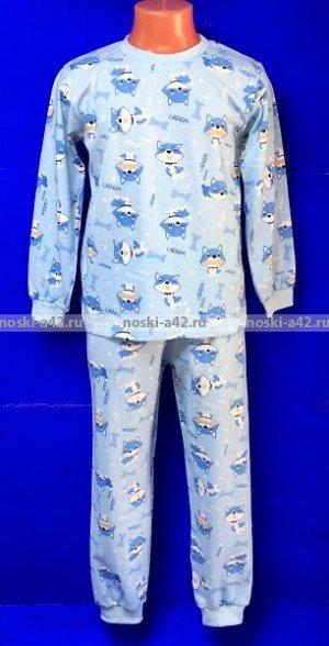 Пижамы детские и подростковые AMOTEKS (Россия) 100% хлопок на мальчиков