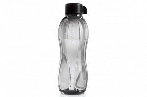 Эко-бутылка 1 литр черная