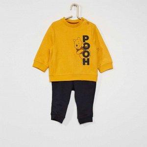 Комплект Eco-conception от Диснея - желтый/темно-синий