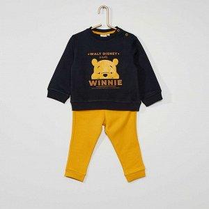 Комплект Eco-conception от Диснея - темно-синий/желтый