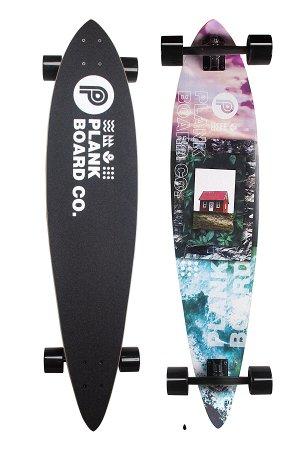 Лонгборд Plank  Framed (скейтборд) 105х23 см