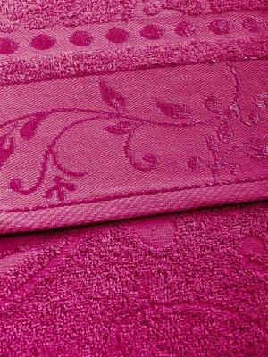 Набор махровых полотенец  3 шт