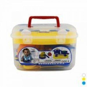 Кухонный набор (16 предметов) в чемодане 19*14*12 см
