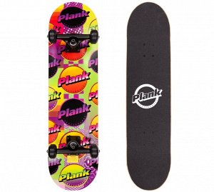 Скейтборд Plank Retrolaser