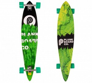 Лонгборд Plank  Leavsey (скейтборд) 105х23 см