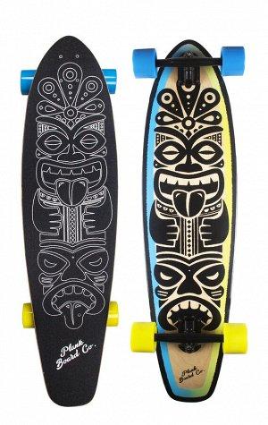 Лонгборд Plank Totem (скейборд) 93 см