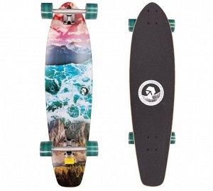 Лонгборд Plank Spacer (скейборд) 93 см