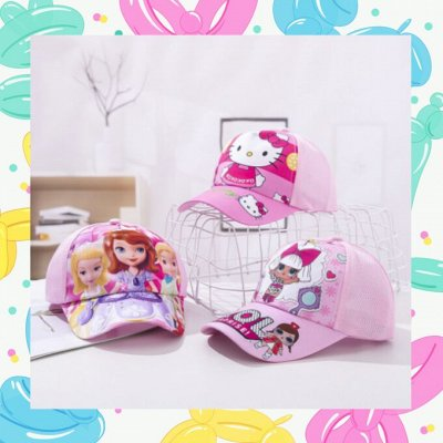 Беби шоп. Товары для детей с рождения — Детские кепки. С сеткой и без сетки