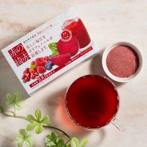 Аодзиру и 100% натурального ячменя с коллагеном, ягодами, плацентой и лактобактериями 5гр*15шт