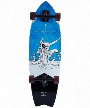 Круизер деревянный Ridex Taint 30X9.35(скейтборд)