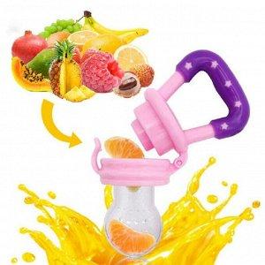 Ниблер силиконовый/ силиконовая соска для фруктов