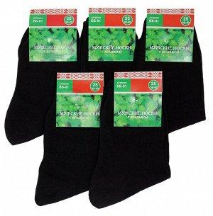Б01 Мужские носки с крапивой