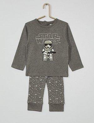 Длинная пижама 'Звездные войны'