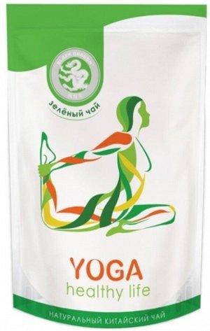 Чай Черный дракон зеленый Йога 100 г