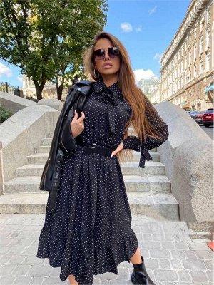 Платье Ткань: Soft  длина 130 см