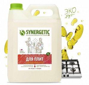 Synergetic Средство чистящее (гель) д/кухонных плит 5л (канистра ПЭ)