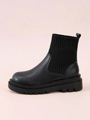 Минималистичные ботинки-носки