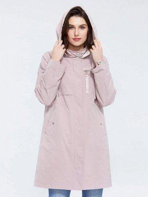 ZIAI Пальто с капюшоном на пуговицами