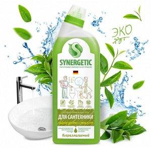 Synergetic Средство биоразлагаемое для мытья сантехники 0,7л Зеленая сила