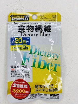 Dietary Fiber для похудения