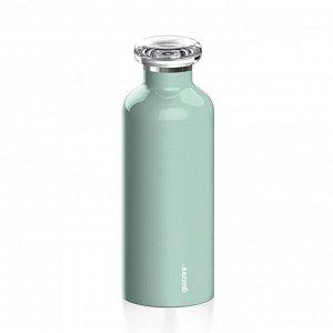 """ON THE GO"" Термобутылка ""ENERGY"" 500мл, цв.оливково-зеленый 116700175 ВЭД"