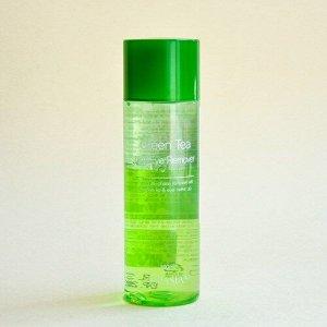 Двухфазная жидкость для снятия макияжа с зеленым чаем