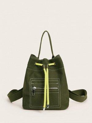 Рюкзак на кулиске