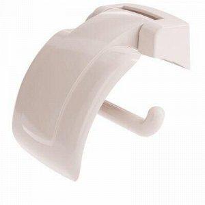 Держатель для туалетной бумаги пластмассовый 16х115х5,5см, б