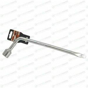 Баллонный ключ АВТОДЕЛО удлиненный, 21мм, арт. АД-39021