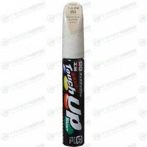 Краска для ремонта сколов и царапин Soft 99 Touch Up Paint, цветовой код 065, акриловая, флакон с кисточкой, 12мл, арт. T-7504