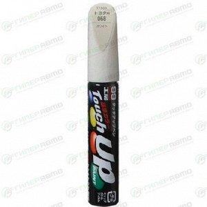 Краска для ремонта сколов и царапин Soft 99 Touch Up Paint, цветовой код 068, акриловая, флакон с кисточкой, 12мл, арт. T-7503