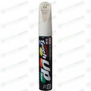 Краска для ремонта сколов и царапин Soft 99 Touch Up Paint, цветовой код 070, акриловая, флакон с кисточкой, 12мл, арт. T-7580