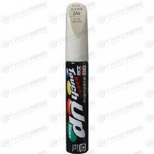 Краска для ремонта сколов и царапин Soft 99 Touch Up Paint, цветовой код ZA5, акриловая, флакон с кисточкой, 12мл, арт. S-7528