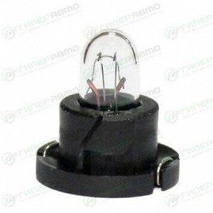 Лампа Koito BAX (пластиковый цоколь, T4.7), 14В, 1.4Вт, комплект 10 шт (стоимость за упаковку 10 шт)