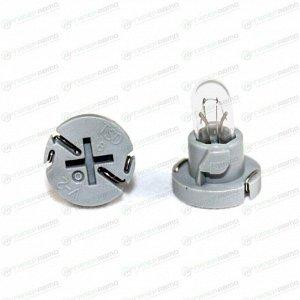 Лампа Koito BAX (пластиковый цоколь, T4.2), 14В, 1.4Вт, комплект 10 шт (стоимость за упаковку 10 шт)